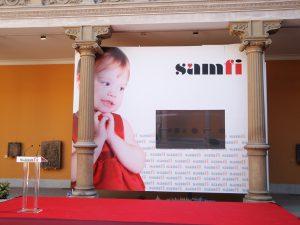 Rotulos impresion directa FOAM evento museo de Zaragoza