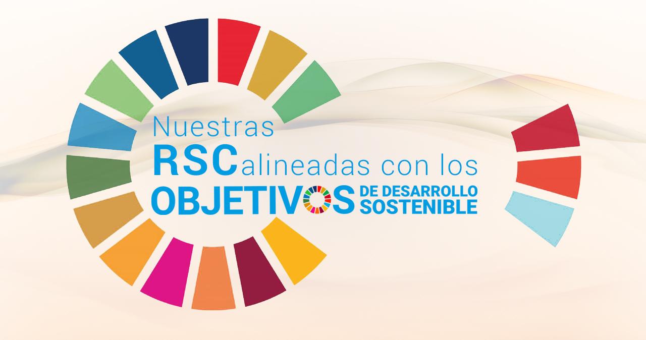 Nuestra RSC alineada con los ODS